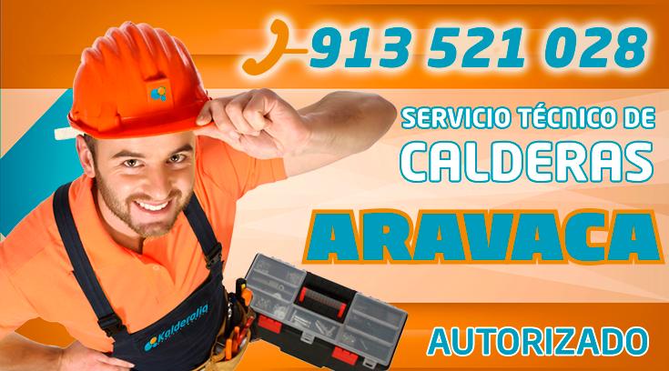servicio tecnico de calderas en aravaca autorizado