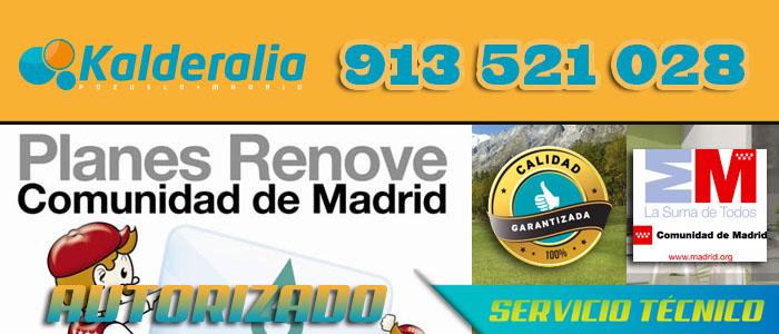 Plan Renove de Calderas 2015 en Pozuelo y Madrid