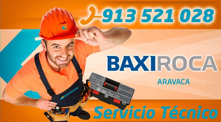 Servicio tecnico calderas baxiroca aravaca 91 352 10 28 for Tarifa roca calefaccion