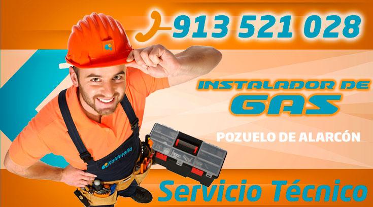 Instalador de gas autorizado pozuelo de alarcon for Portal del instalador de gas natural