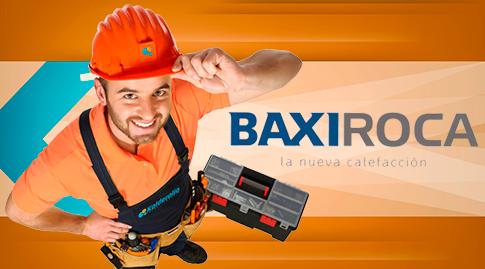 servicio tecnico BaxiRoca en Pozuelo