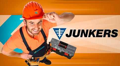 Reparacion de calderas Junkers en Pozuelo