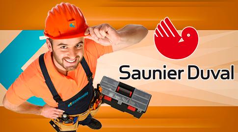 servicio tecnico Saunier Duval en Pozuelo