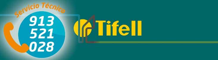 servicio tecnico Tifell en Pozuelo
