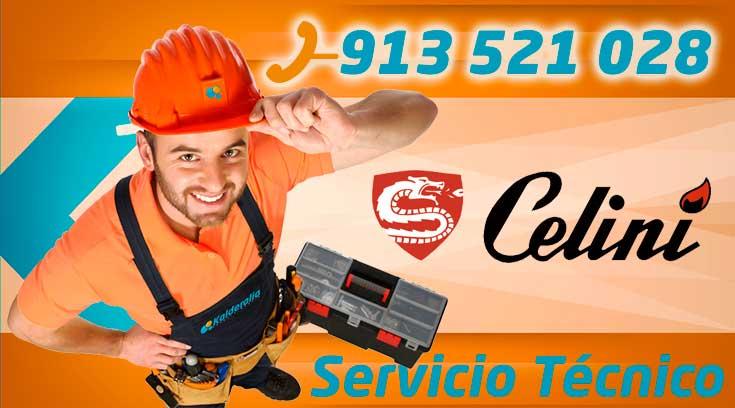 reparacion de calderas Celini en Pozuelo