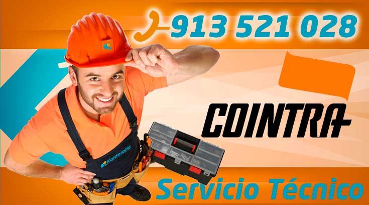 Reparacion de calderas Cointra en Pozuelo.