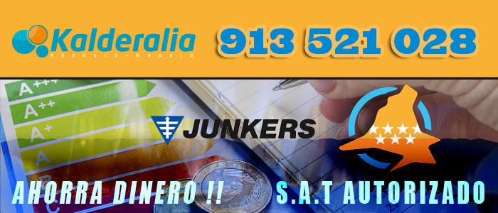 Factura del gas Gratis con calderas Junkers