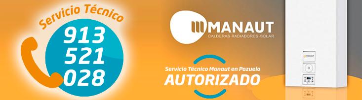 servicio tecnico Manaut en Pozuelo