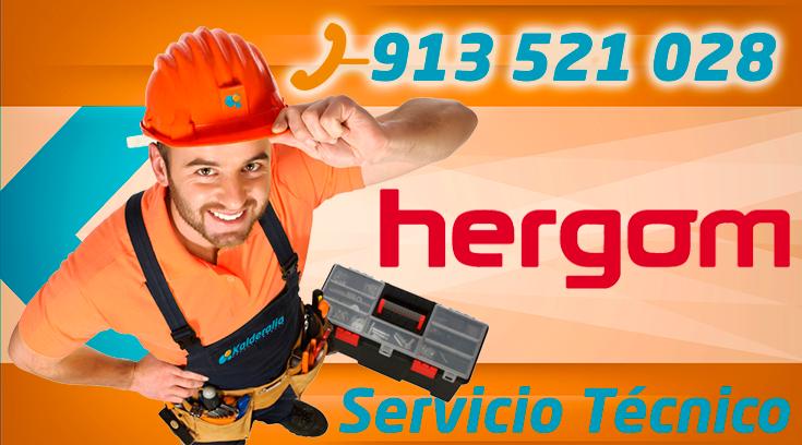 reparacion de calderas Hergom en Pozuelo de Alarcon