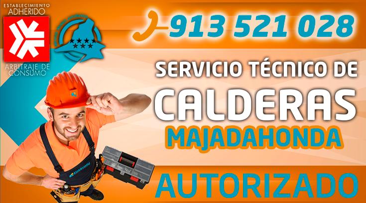 servicio tecnico de calderas en MAJADAHONDA