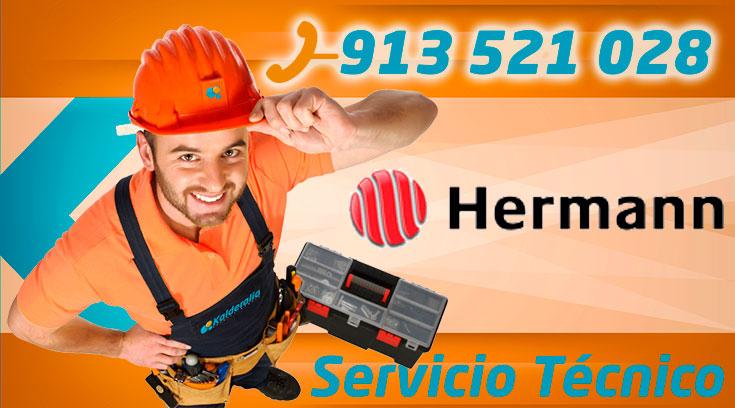 Servicio Tecnico Hermann en Pozuelo de Alarcon