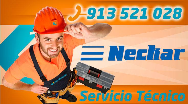 servicio tecnico Neckar en Pozuelo de Alarcon