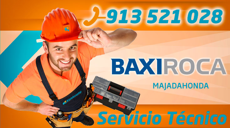Servicio Tecnico BaxiRoca Majadahonda