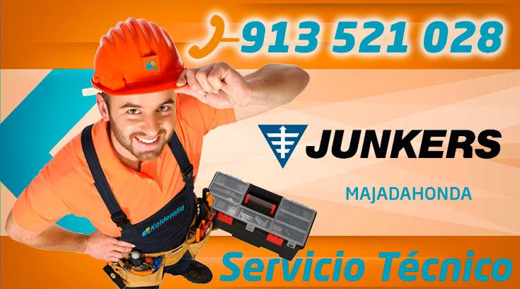Servicio Tecnico Junkers Majadahonda