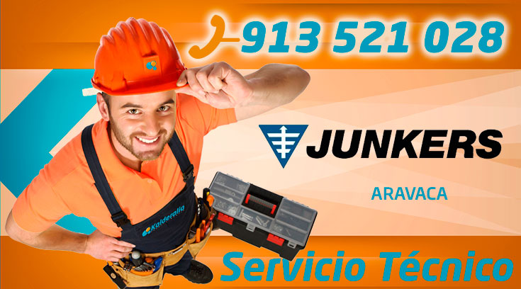 Servicio Tecnico Junkers Aravaca