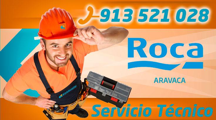 Servicio Tecnico Roca Aravaca