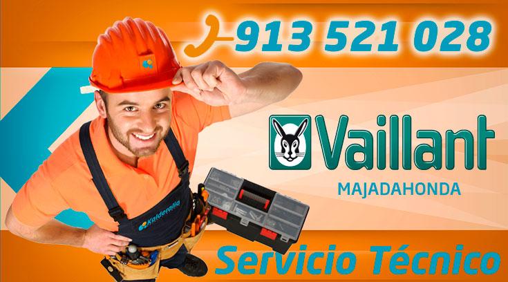 Servicio Tecnico Vaillant Majadahonda