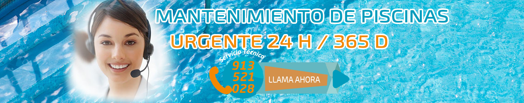 Telefono de Atencion al Cliente del Servicio de Mantenimiento de piscinas en Pozuelo de Alarcon Kalderalia