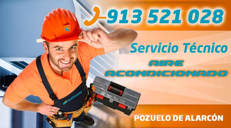 Reparacion aire acondicionado Pozuelo de Alarcon