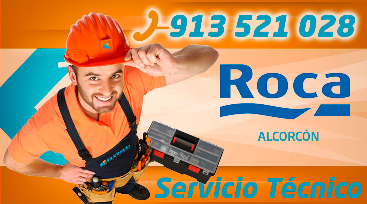 Servicio Técnico Calderas Roca en Alcorcón